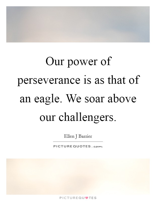the power of perseverance in our lives Without the power and presence of god in our lives, we will be living under our own power i how many of us are happy to live our lives without the power of god.