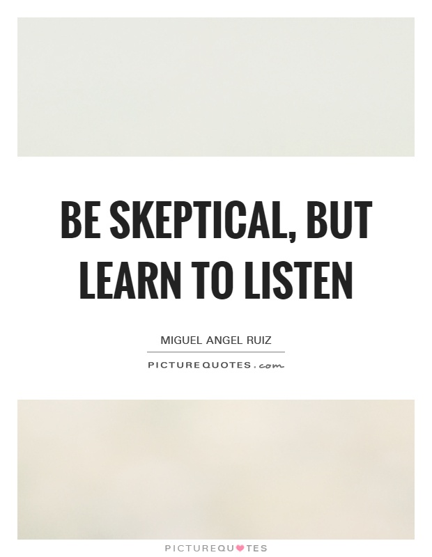 learn to listen quotes - photo #19