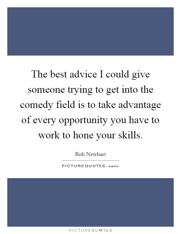 best advice to give someone