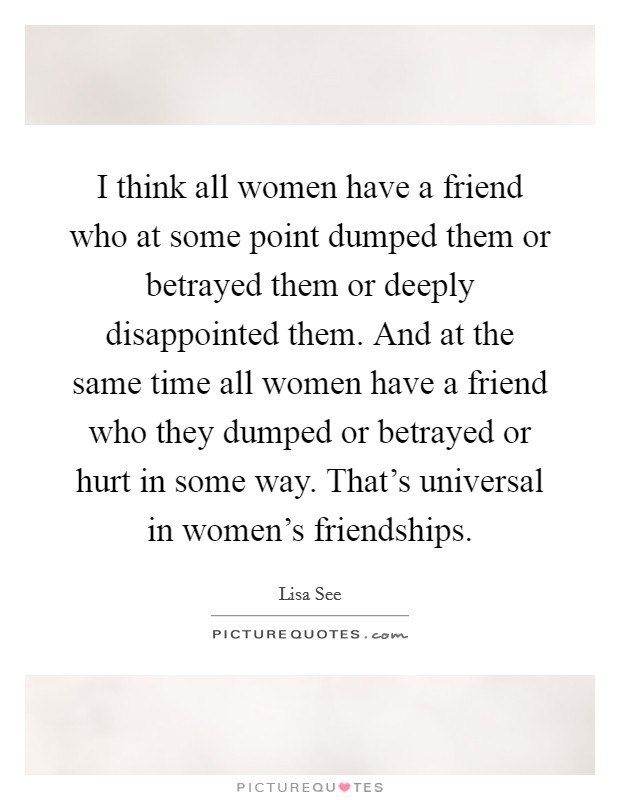 Disappointed Friendship Quotes & Sayings | Disappointed ...