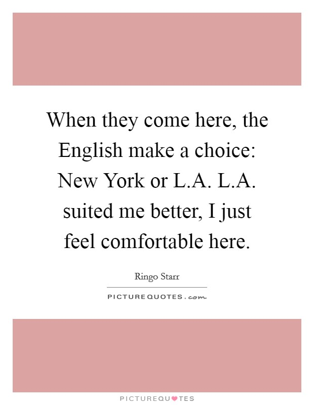 Here Is New York Quotes: Better Choices Quotes & Sayings