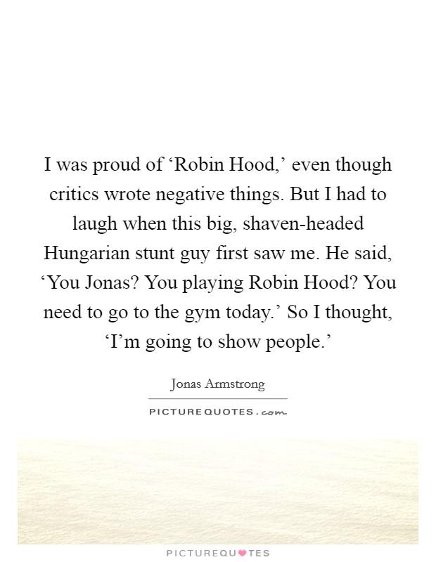 Lyric love robin hood lyrics : Hood Quotes | Hood Sayings | Hood Picture Quotes