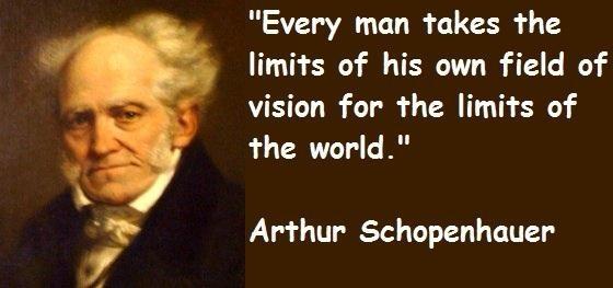 Arthur Schopenhauer Quote 1 Picture Quote #1