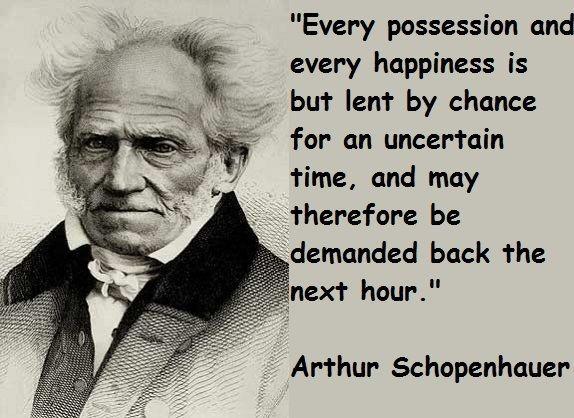 Arthur Schopenhauer Quote 2 Picture Quote #1