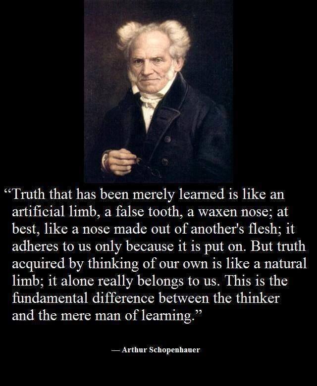 Arthur Schopenhauer Quote 3 Picture Quote #1