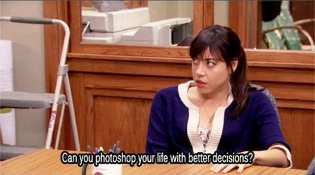 Can you photoshop your life with better decisions? Picture Quote #1