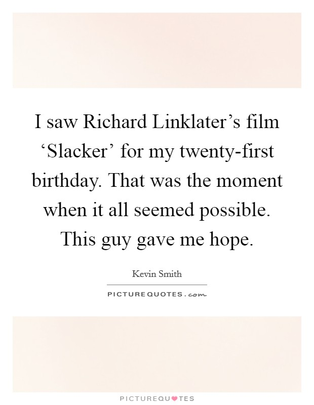 richard linklater s slacker review Slacker criterion collection blu-ray review jackson reviews richard linklater's slacker on blu-ray, released as part of the criterion collection.