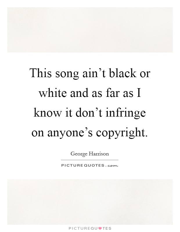 how to know if a song is copyright protected