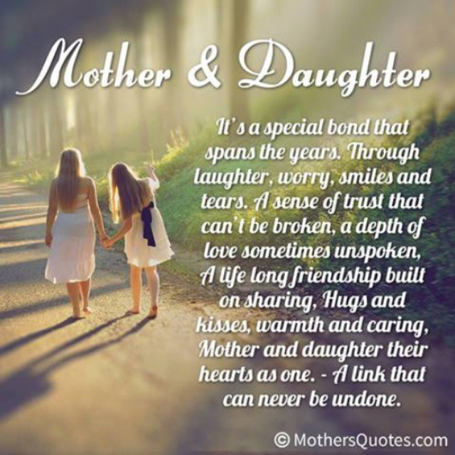 Mommy Daughter Quotes & Sayings | Mommy Daughter Picture Quotes