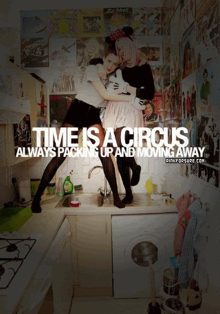 Circus Quote 1 Picture Quote #1