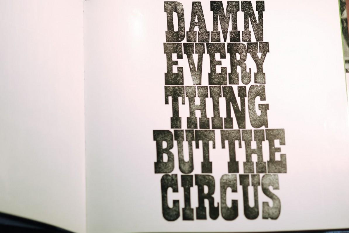 Circus Quote 2 Picture Quote #1