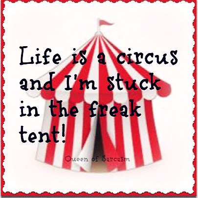 Circus Quote 8 Picture Quote #1