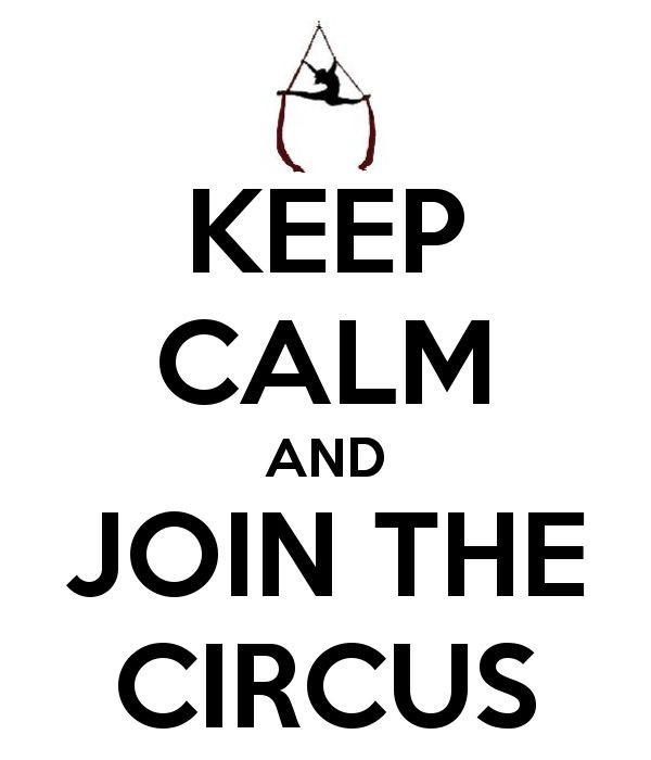 Circus Quote 9 Picture Quote #1