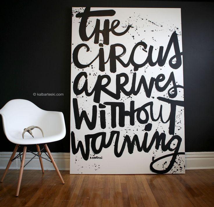 Circus Quote 10 Picture Quote #1