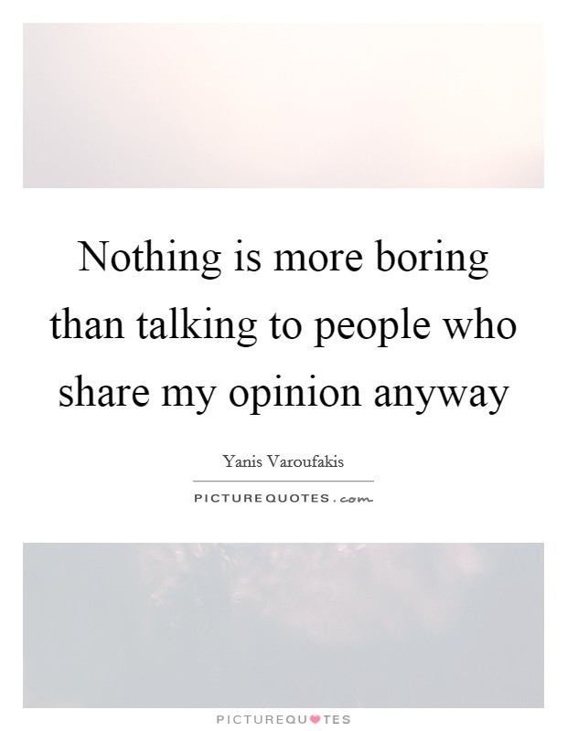 Boring People Quotes & Sayings