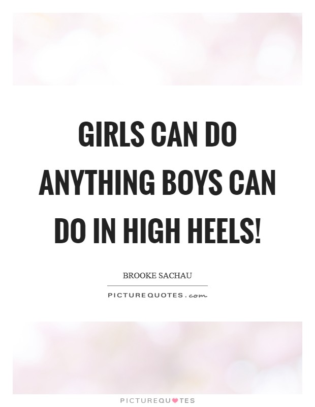 Girls And Boys Quotes & Sayings | Girls And Boys Picture Quotes