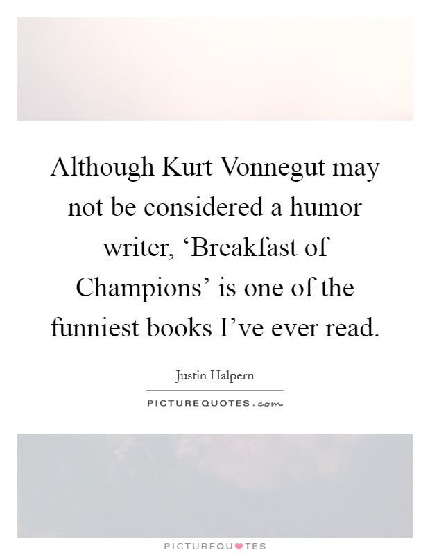 kurt vonnegut a humorist and a Buy a cheap copy of cat's cradle book by kurt vonnegut cat's cradle,  blending his patented wry humor with acute social insight presented in an absurd fantasy .