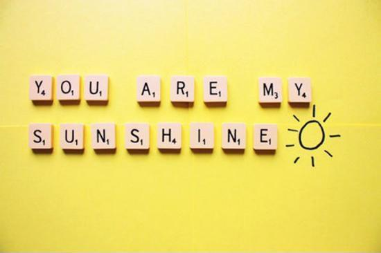 You are my sunshine Picture Quote #1