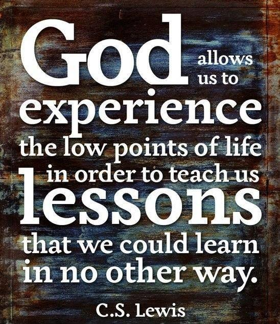 god quotes about life lessons - photo #6