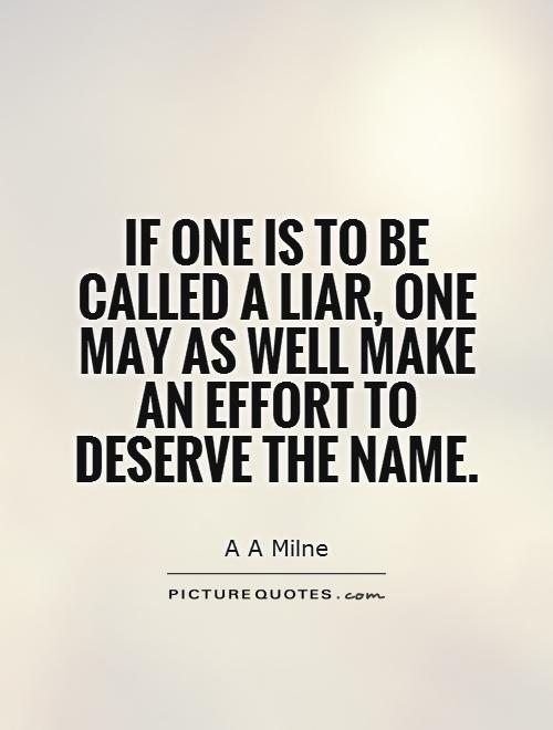 Liar Quotes And Sayings. QuotesGram
