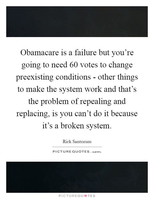 obamacare a failure essay Custom obama care: righteous or failure essay paper writing service buy obama care: righteous or failure essay paper online theus government plays a diverse role in.