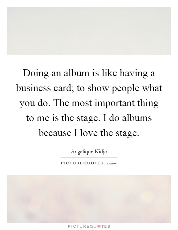 Business Card Quotes & Sayings | Business Card Picture Quotes
