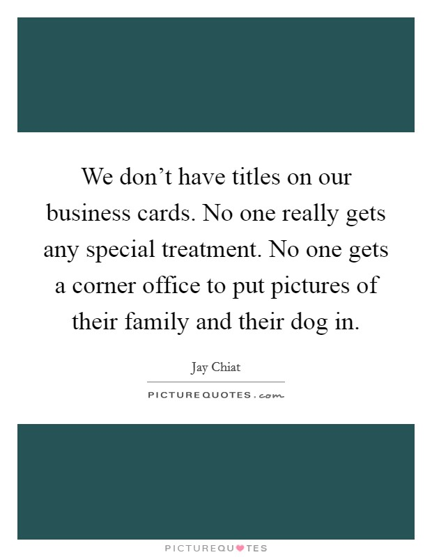 Business Cards Quotes & Sayings | Business Cards Picture Quotes