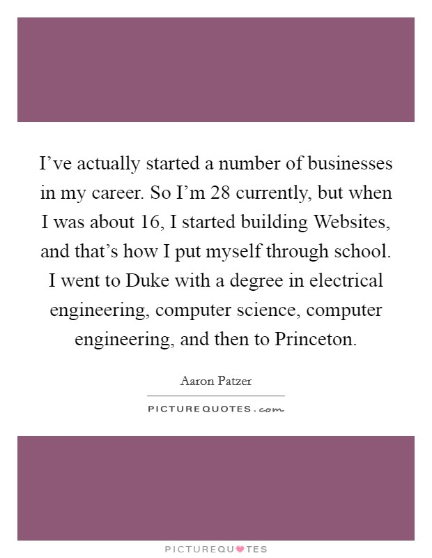 Computer Science Engineering Quotes