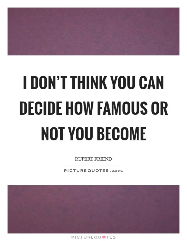 Not Famous Sayings