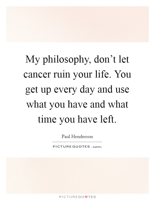 Philosophy And Life Quotes & Sayings