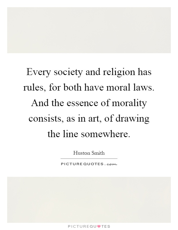 morality in society government and religion John adams signer of the declaration of independence and second president of the united states [i]t is religion and morality alone which can establish the principles.