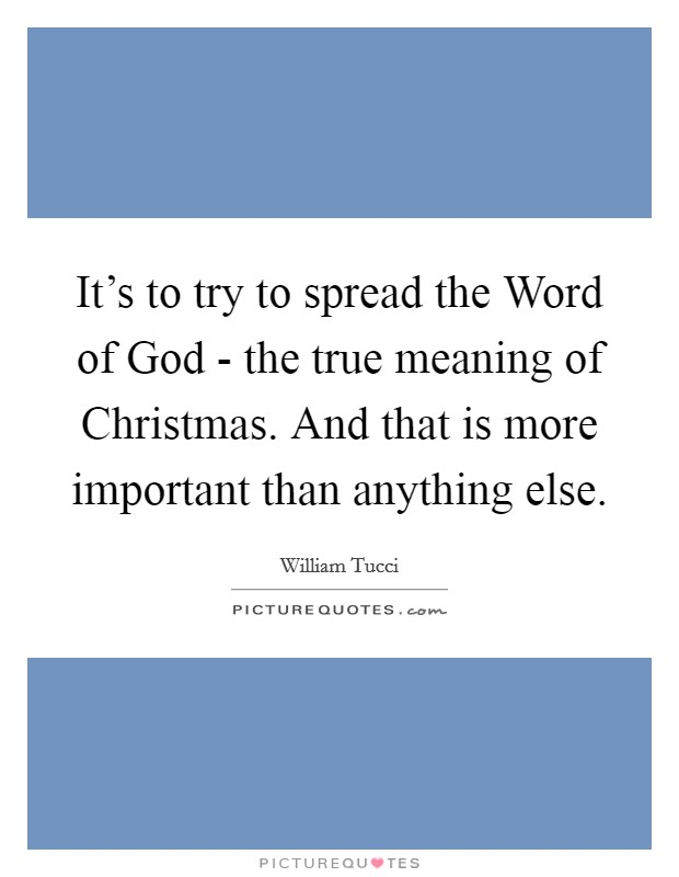 a study of christmas and its true meaning Further, it is rich in both consumption symbolism and mythology (rook 1986  levy  thus, by studying the meaning of christmas, we may learn much not only .