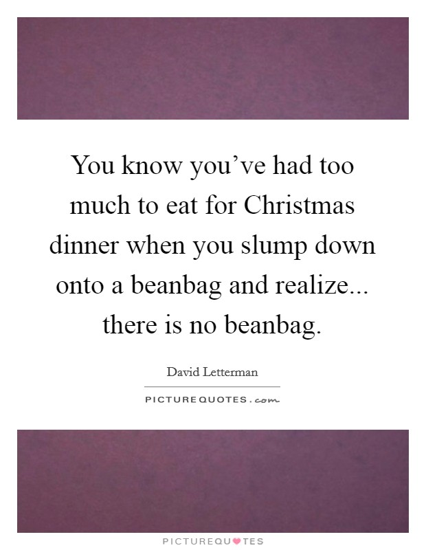 christmas dinner quotes