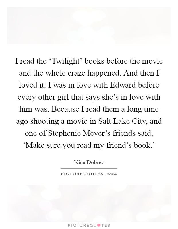 Twilight Movie Quotes Sayings Twilight Movie Picture Quotes