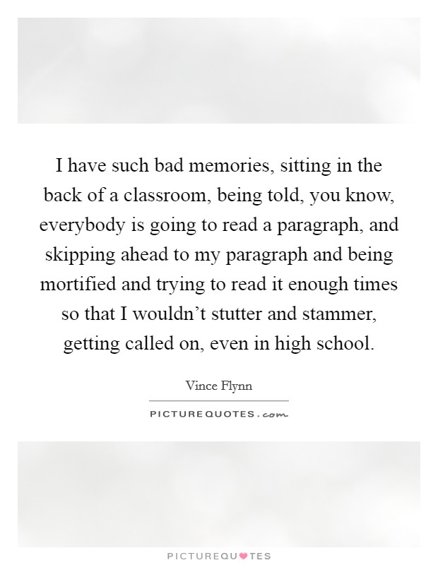 memories in high school quotes sayings memories in high school
