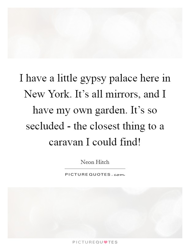 Here Is New York Quotes: Caravan Picture Quotes