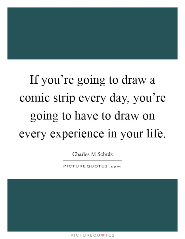 how to draw a comic strip