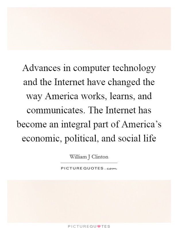 3 Ways the Internet Has Changed the World – And Created New Opportunities?