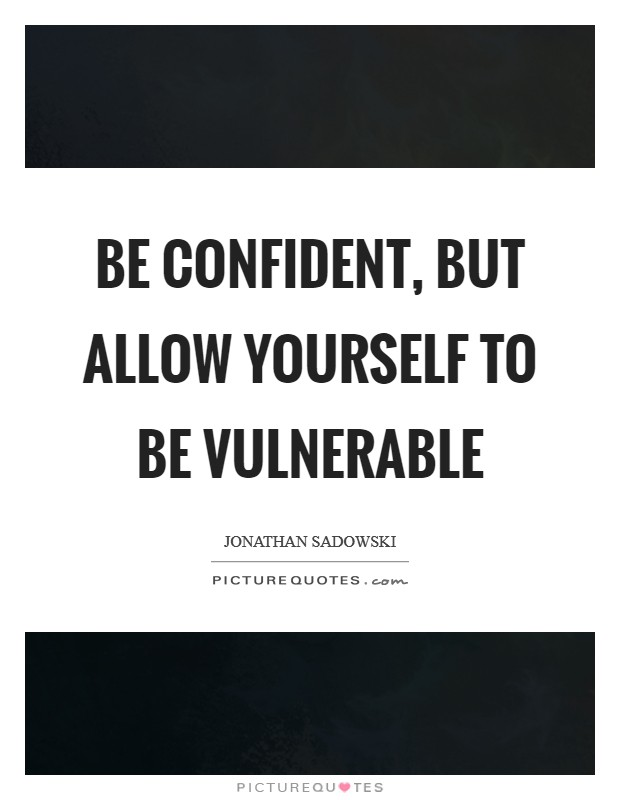 how to become confident in yourself
