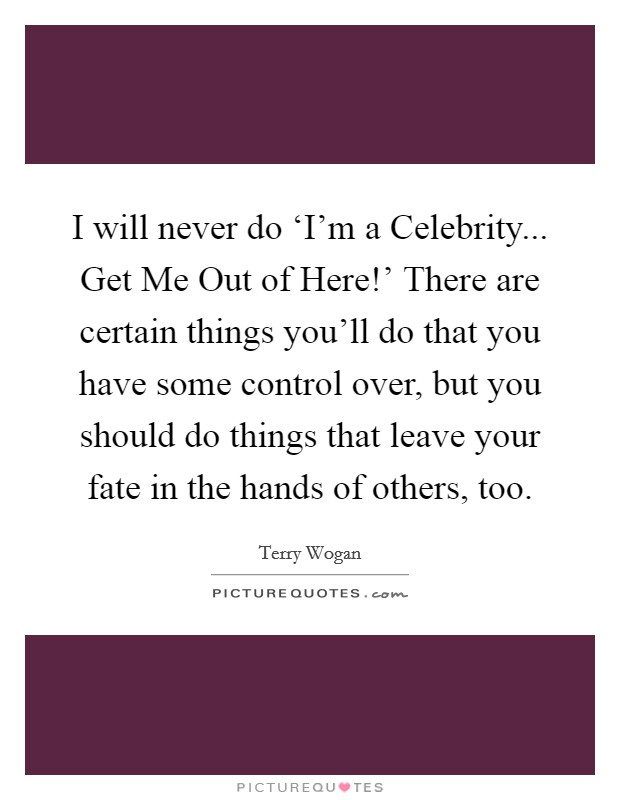Spencer Pratt - I'm A Celebrity Lyrics