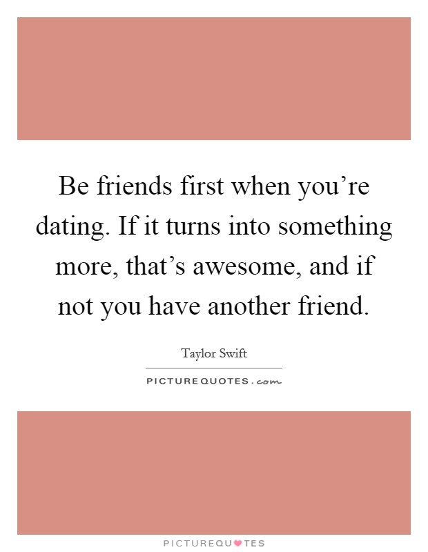 dating friends quotes