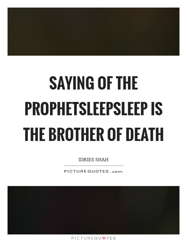 death of brother quotes