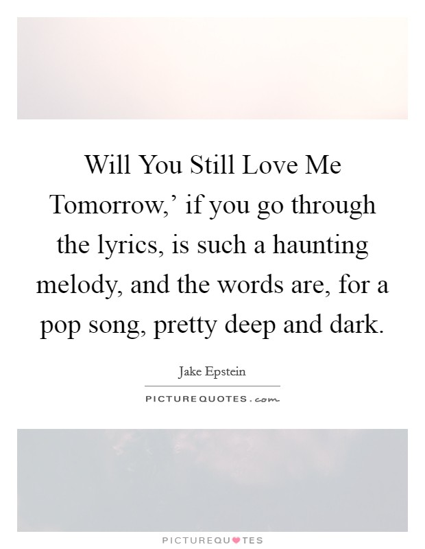 Love In Song Lyrics Quotes & Sayings | Love In Song Lyrics ...