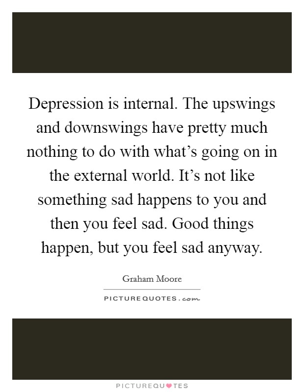 depression sadness quotes sayings depression sadness picture
