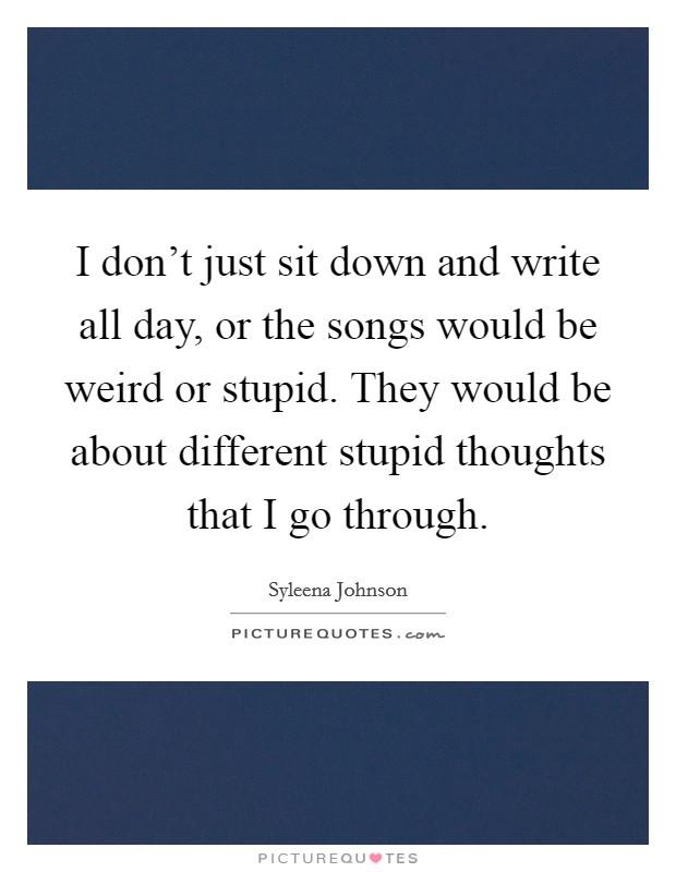 Syleena johnson songs lyrics