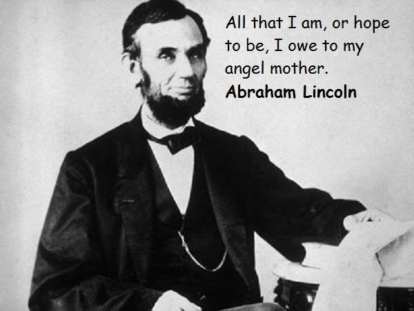 Famous Lincoln Quote 4 Picture Quote #1
