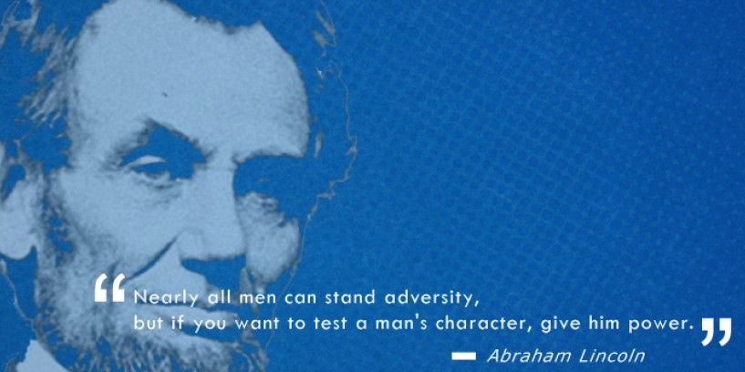 Famous Lincoln Quote 7 Picture Quote #1