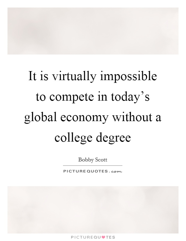 Economics what degrees are there in college