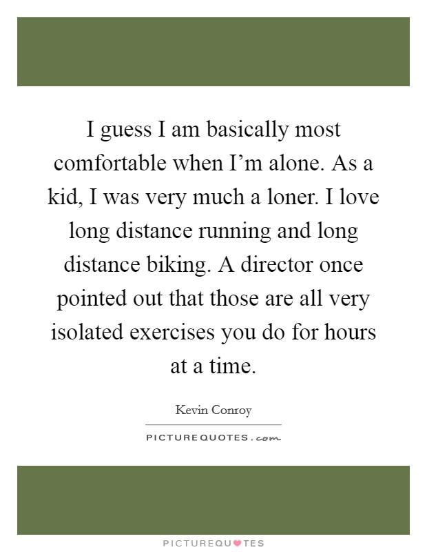 Loner Picture Quotes