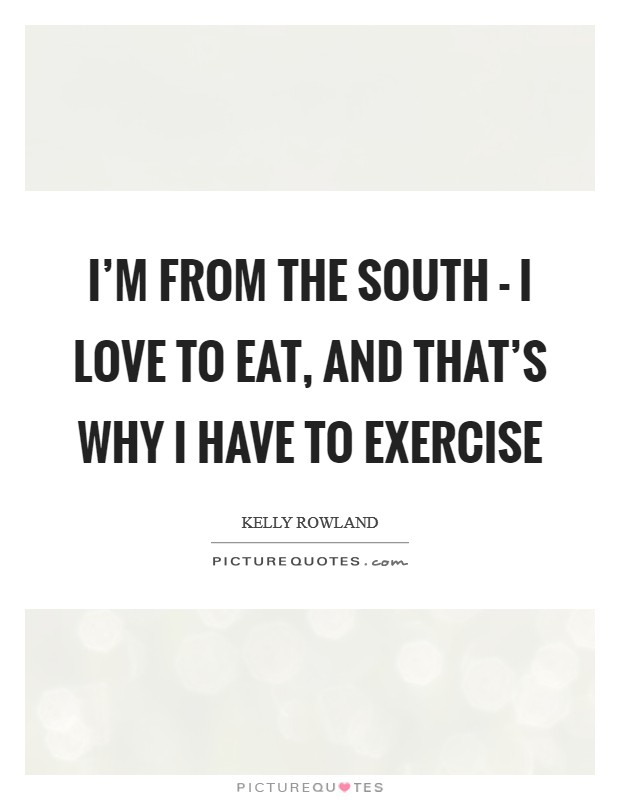 Why i love exercising
